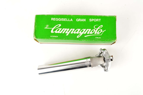 NEW Campagnolo #3800 (short version) Gran Sport seat post in 27,0 diameter from the 70-80s NOS/NIB
