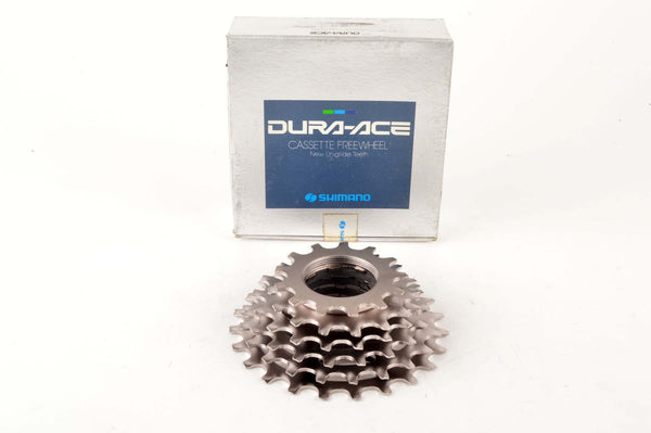 NEW Shimano Dura Ace #FH-7400 6-speed cassette with 13 - 23 teeth NOS/NIB