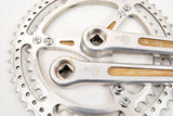 Campagnolo #3320 Gran Sport crankset with 3 arms from the 70s