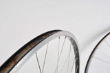 Wheel Set Mavic MA2 NE clincher rims with Shimano 105 hubs from the 1980s - 90s