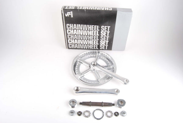 NEW Sakae/Ringyo (SR) Custom #CTC DXC 2 Cranksets and bottom bracket from the 80s NOS/NIB