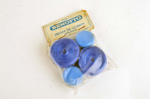 NEW Benotto Professional Cello Tape handlebartape in darkblue from the 70s -80s NOS/NIB