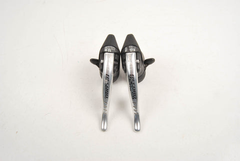 Campagnolo Record Titanium 2/9 speed Ergopower shifters