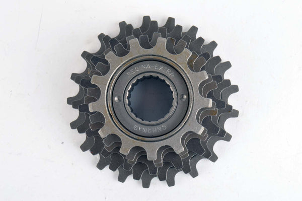 NEW Regina Extra Synchro Freewheel, 6-speed, from the 80s NOS