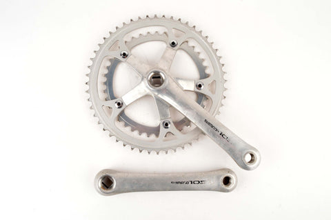Shimano 105 #FC-1050 crankset with chainrings 40/52 teeth and 170mm length from 1987