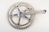 Campagnolo Super Record #1049/A crankset with chainrings 42/53 teeth and 170mm length from 1973