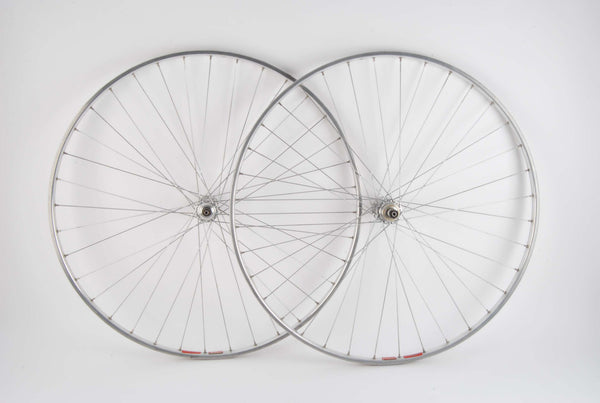 Mavic Montlery Championat Du Monde tubular rims with Campagnolo Record #1034 hubs from the 70s