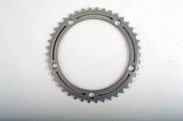 NEW SR Sakae / Ringyo Royal LA-5 chainring with 42 teeth, 144 BCD from 1980s NOS