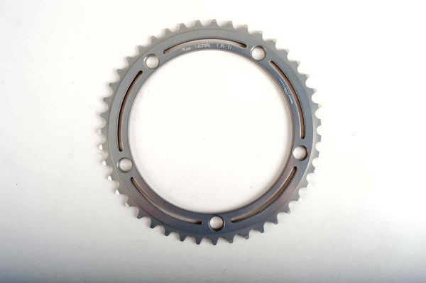 NEW SR Sakae / Ringyo Royal LA-5 chainring with 43 teeth, 144 BCD from 1980s NOS