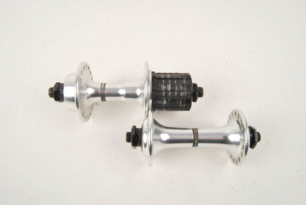 Shimano 600 Ultegra Tricolor FH-6401/HB-6400 hub set from 1990