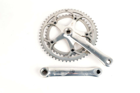 Campagnolo Chorus #706/101 first Gen. crankset with chainrings 42/53 teeth in 172,5mm length from the 1980s - 90s