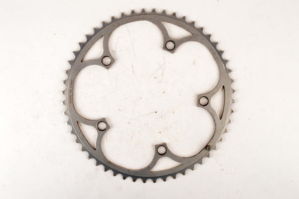 Campagnolo Chorus Chainring 52 teeth and 135 mm BCD from the 1980s - 90s