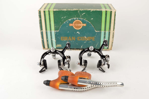 NEW Dia Compe Gran Compe Brake Set from the 1980s NOS/NIB