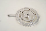 Nervar Star crankset with chainrings 44/51 teeth and 170mm length from the 1970s