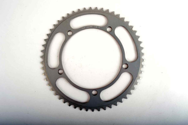 NEW SR Sakae / Ringyo Royal LA-5 chainring with 54 teeth, 144 BCD from 1980s NOS
