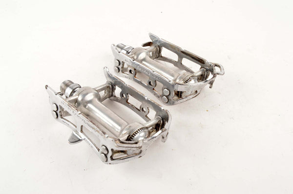 Campagnolo #1037 Record Strada pedals from the 1960-1980s