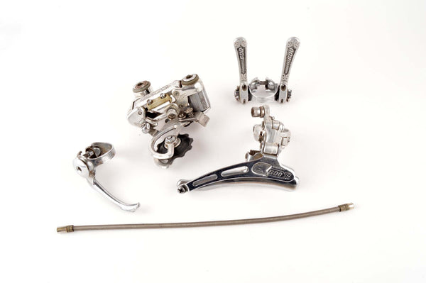 Shimano 600 Arabesque #RD-6200 #FD-6200 #SL-6200 friction shifting set from 1979/80