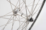 Wheel Set Mavic Open 4 CD clincher rims with Shimano 600 Ultegra Tricolor #FH-6400 / HB-6400 hubs from the 1980s - 90s