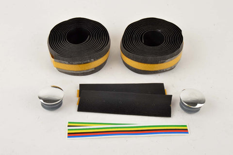 NEW Iscaselle Dainy Handlebar tape black from the 1980s NOS