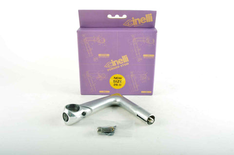 NEW Cinelli XA Stem in size 130 clampsize 26.0 from the 80s/90s NOS/NIB