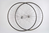 Wheel Set Mavic MA40 clincher rims with Campagnolo Record hubs from the 1960s - 80s