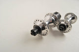 Campagnolo Chorus #FH-00CH / HB-00CH low flange hub set from the 1990s