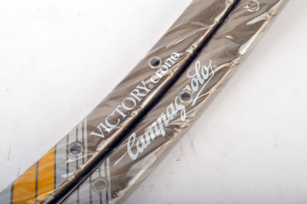 NEW Campagnolo Victory Crono 32h tubular rim set for Track or Time Trail from the 1980s NOS