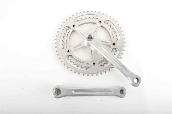Campagnolo Nuovo Record #1049 crankset with chainrings 42/52 teeth and 172,5mm length from the 1970s - 1980s