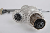 NEW Shimano 105SC # FH-1055, HB-1055 6-7 speed hyperglide hubs incl. skewers from the late 80s NOS