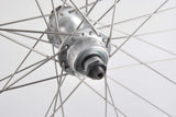 Wheel Set Mavic MA40 clincher rims with Shimano 600EX Uniglide hubs from the 1970s - 80s