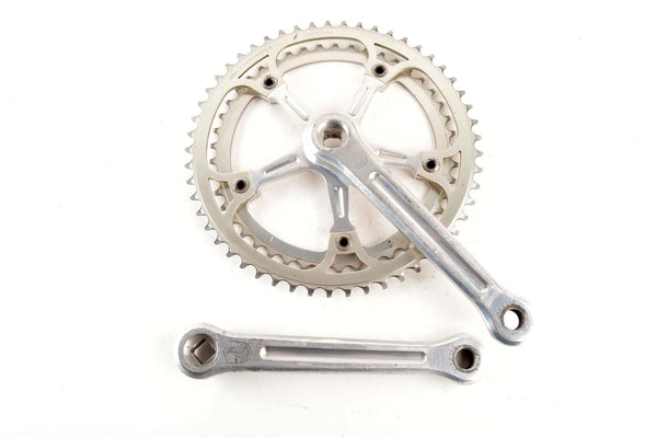 Campagnolo Super Record #1049/A crankset with chainrings 45/53 teeth and 170mm length from 1976