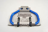 New blue 3 ttt Tiramisu Clip-on Bars from the 90s NOS/NIB
