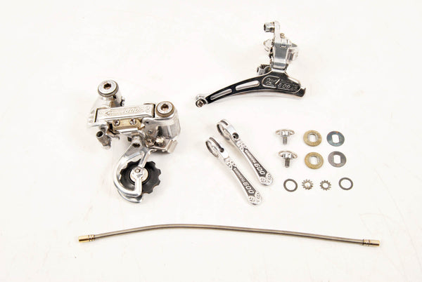 Shimano #6200 600 EX Arabesque Gearshifting Set from 1978 - 82