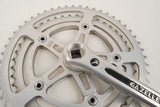 Sakae/Ringyo SR branded Gazelle crankset with chainrings 44/52 teeth and 170mm length from 1979