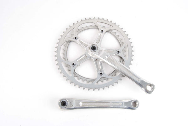 Shimano 600EX Arabesque #CS-6200 crankset with chainrings 42/52 teeth and 170mm length from 1981/82