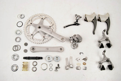 Campagnolo Xenon groupset from the early 90s