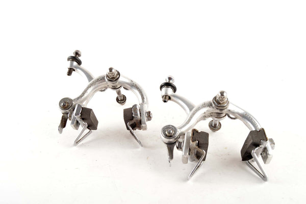 Campagnolo Record #2040 short reach single pivot brake calipers from 1970s