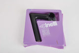 NEW Cinelli black anodized 1A stem in size 90, clampsize 26.4 from the 1980's NOS/NIB