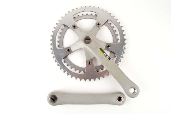 Miche Monolithic crankset with chainrings 42/52 teeth and 170mm length from the 1980s