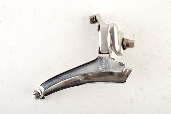 Campagnolo Veloce braze-on front derailleur from the 1990s