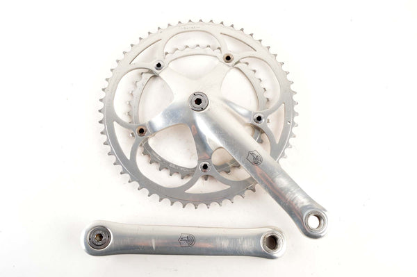 Campagnolo Croce d' Aune #B040 crankset with chainrings 39/54 teeth and 170mm length from the 1980s - 90s