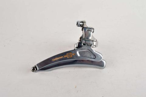 NEW Shimano 105 Golden Arrow #FD-A105 clamp-on front derailleur from 1983-86 NOS