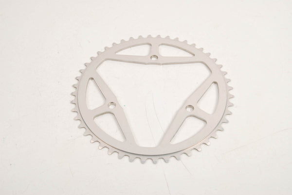 New/NOS Sugino Maxy 3-bolt chainring with 48 teeth from the 70s