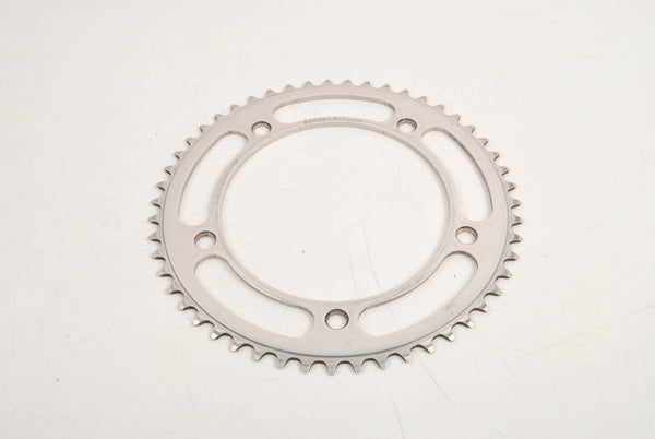 Sugino Mighty Competition Pista/Track chainring with 51 teeth from the 80s