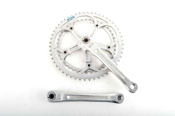 Shimano 600EX Arabesque #FC-6200 crankset with chainrings 42/52 teeth and 170mm length from 1981