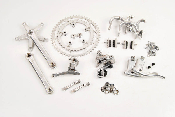 Shimano 105 Golden Arrow groupset from the 80s