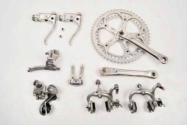 Shimano Golden Arrow groupset from the 70s