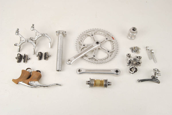 Shimano Dura Ace #7200 groupset from the 1970s- 80s