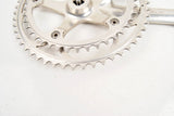 Campagnolo Croce d' Aune #B040 crankset with 52/42 from the 90s