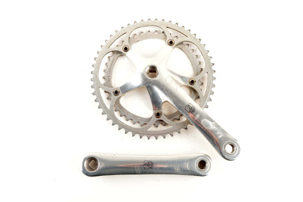 Campagnolo Athena #D040 crankset with chainrings 42/52 teeth and 170mm length from the 1980s - 90s